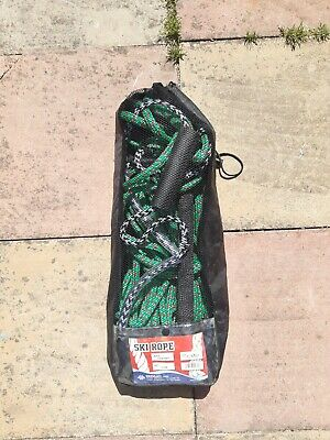 Wakeboard ski towing two rope - Osculati - 23M 12mm - Used once.