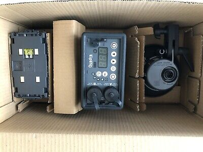 Elinchrom Ranger Quadra Head Kit Mint Condition Only Used Once