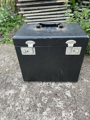 Old case for VINTAGE Singer 222K / 221K Sewing Machine . CASE ONLY.
