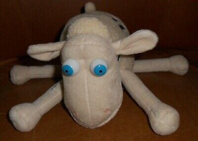 Serta Counting Sheep Number 5 Plush Advertising Toy