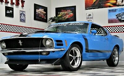 1970 Ford Mustang BOSS 302 Fastback Super Clean See Video Export OK 1970 Mustang Fastback Boss 302 Tribute Mach 1 429 Shelby Eleanor 1969 1967 1968