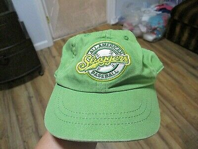 THE CHILDRENS PLACE PLC BASEBALL HAT 6-12 MONTHS Green VERY GOOD CONDITION