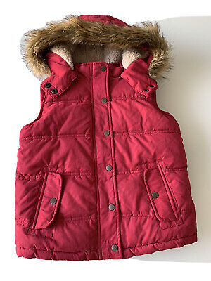 Gillet Body warmer, Girls, Pink, Fatface, Aged 8-9 Years