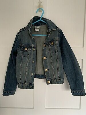 Girls Next Denim Jacket - Age 7-8 Years