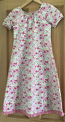 Mini Boden Girls Ditsy Flower Print Maxi Dress - Age 11-12 Years