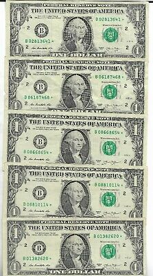 Rare US ☆ Dollar Bill Collectible Paper Money Small Size Note Collection Lot:12