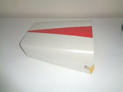 Yamaha Fzr600 White Red Seat Cowl Sc334