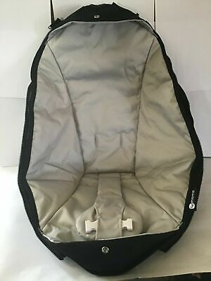 NEW 4Moms Rockaroo Seat Fabric (Classic Grey) BABY INFANT Toddler Smooth, Nylon