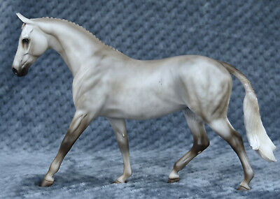Peter Stone OOAK ED GONZALES TEST PONY Dapple Grey SIGNED Exc. Cond. - Collector
