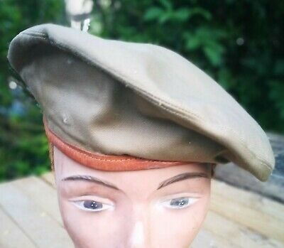BERET COMMANDO France Indochine