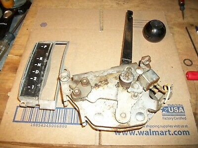 1964-65 Dodge Coronet Plymouth Satellite Automatic Console Shifter