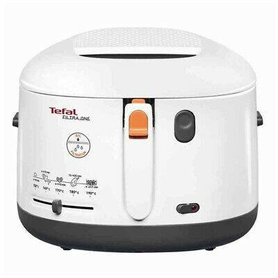 Tefal FF1631 Fritteuse One Filtra weiß