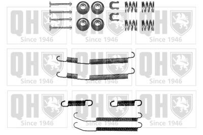 Brake Shoe Fitting Kit BFK406 Quinton Hazell Genuine Top Quality Replacement New