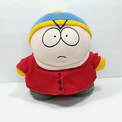 """Eric Cartman South Park Plush Self Standing Comedy Central Vintage Heavy 11"""""""