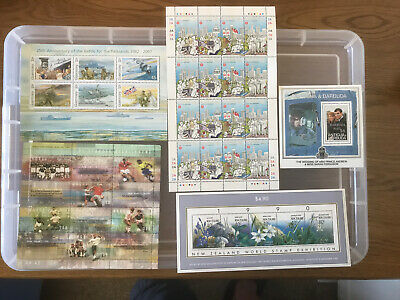 World Stamps Mini-sheets