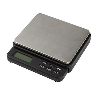 New High Precision Digital Scale 1000g / 0.01g Jewelry Pocket Size Herb Good