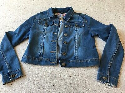 Girls Denim jacket age 11-12 years