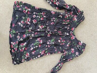 Girls Next Aged 6 Floral Tunic Top Dress