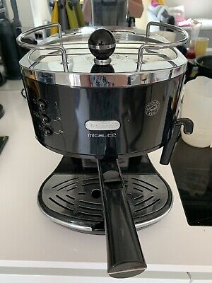 DELONGHI Icona Micalite Espresso Coffee Machine With Faulty Steamer/Milk Frother