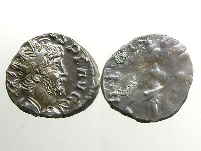 TETRICUS I AE / BL ANTONINIANUS__Gallic Empire of Rome___SURRENDERED TO AURELIAN