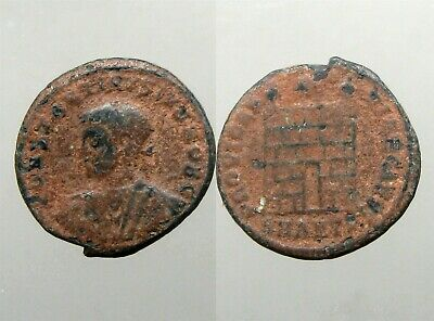 CONSTANTINE II BRONZE AE3_____Ancient Rome_____SON OF CONSTANTINE THE GREAT
