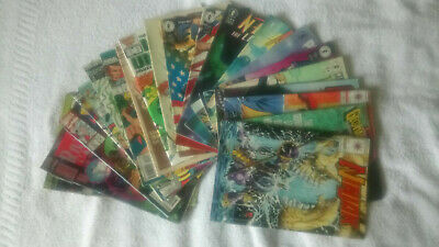Comics  -   22 Different Comics, Mainly Action  In Very Good Condition - Job Lot