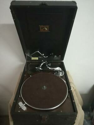 Gramophone His Master Voice Model 102 Works