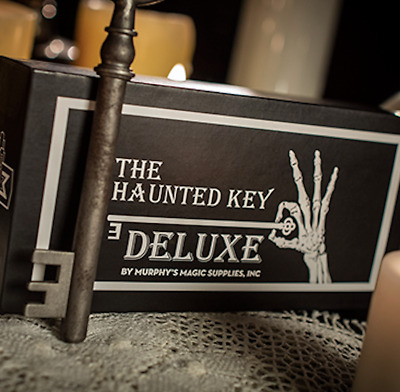 PRE-SALE Haunted Key Deluxe (Gimmicks and Online Instruction) by Murphy's Magic