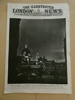 The Illustrated London News magazine        March 4. 1944