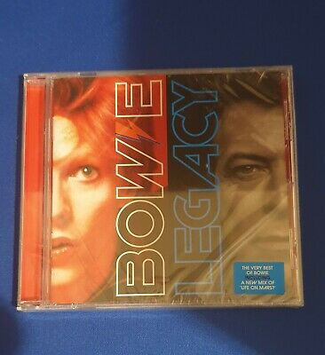 David Bowie - Legacy - The Very Best Of