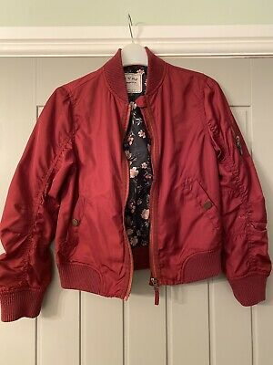 Girls Next Bomber Jacket, Age 10. Fab Condition!