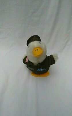 "AFLAC 6"" Talking Plush ARMY Duck"