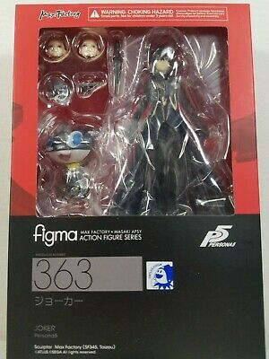 Figma Persona 5 Joker Figure - NEW IN BOX - Authentic - Free Shipping