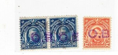 Old Us - Philippines Stamp - L
