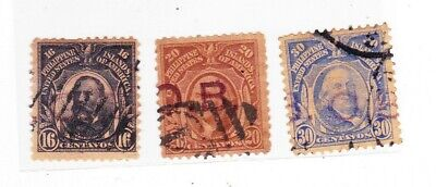 Old Us - Philippines Stamp - O