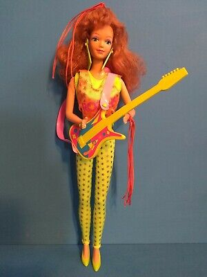 Barbie and the Rockers 1986 Diva