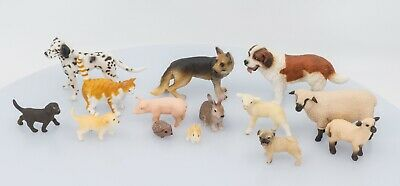 Schleich Farm Animals Lot of 14