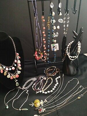 Sterling Silver Jewelry Lot 350g