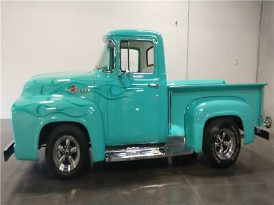 1956 Ford Other  1956 Ford 1/2 Ton 351 Cleveland V8 Automatic Pickup  Blue