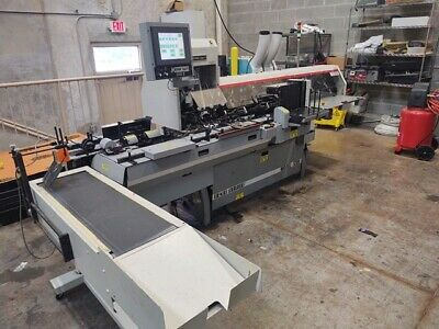Mailcrafters Inserter 6 Station 9X12 With Turnover