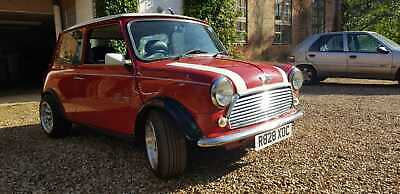 1998 Classic Austin Rover Mini Cooper MPi 1.3   - 12 months MOT - 63K Miles only