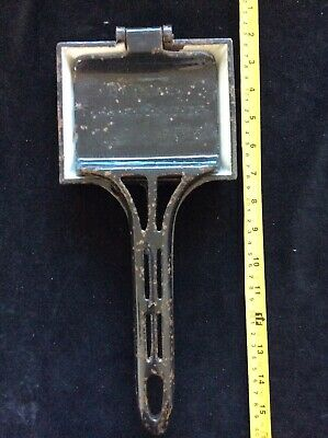 Vintage Flannel Squeezer Xx 5069 Enamelled Cast Iron Antique Dr Dukes Heavy