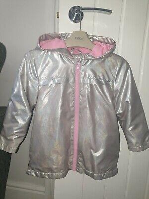 Asda Girls Summer Coat (Fleece Lining) 3-4 Yrs