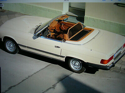 Mercedes Benz R 107 450 SL
