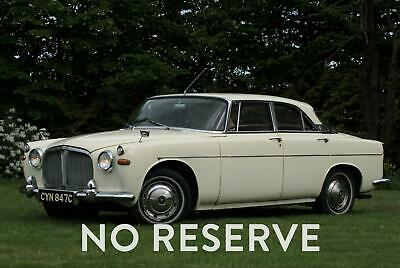 1965 ROVER P5 COUPE Superb Example - No Reserve Auction