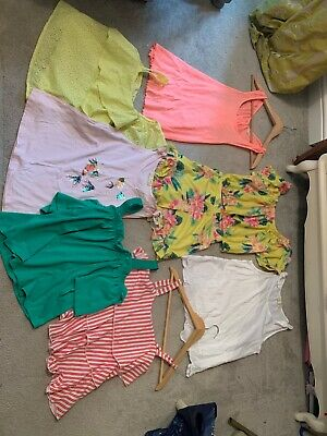 Girls Zara summer assorted outfits age 10-12