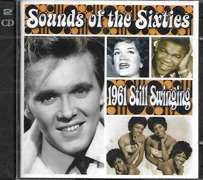 Time Life - Sound of the Sixties - 1961 Still Swinging - 2 CD Set