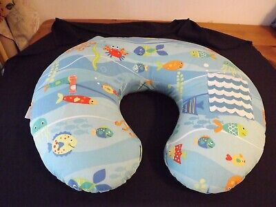 BABY NURSING breast feeding POSITIONING PILLOW COVER donut shape WASHABLE
