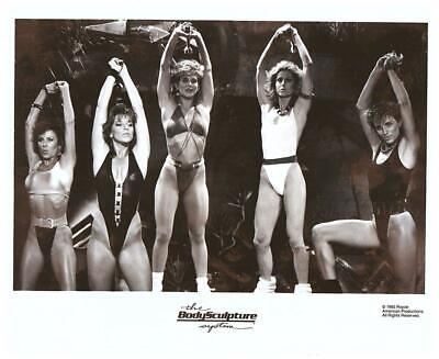 Body Sculpture System 8x10 Photo Picture Very Nice Fast Free Shipping #471