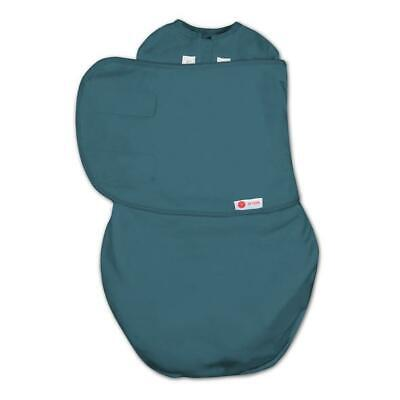 Embe Baby Swaddle - 2 Way Swaddle Dark Turquoise - LOT OF 2
